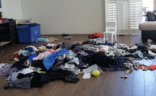 Sell your used clothes online