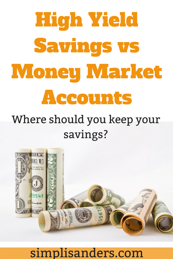 Trying to figure out where to stash your savings? Earn money on your saving through interest earning accounts and maximize your profit. #savingmoney #bestsavingsaccounts #emergencyfund #daveramsey