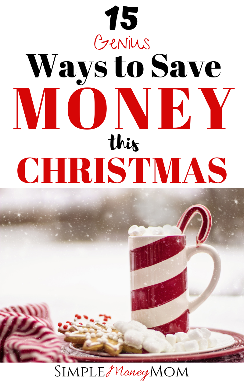 I'm so glad I found this! Saving money for Christmas is hard for me but I'll get to save money this year with her plan and worksheet. #savingmoney #savemoneyforchristmas #christmasshopping #money #simplemoneymom #christmas