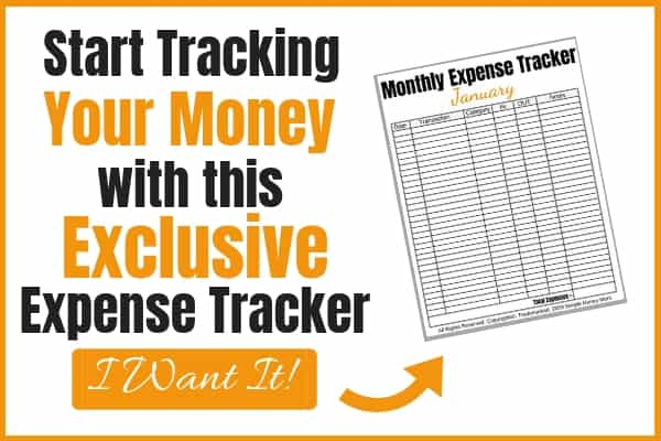 Tracking your expenses is one of the best things you can do when starting your budget. Use this exclusive tracker to get started today.