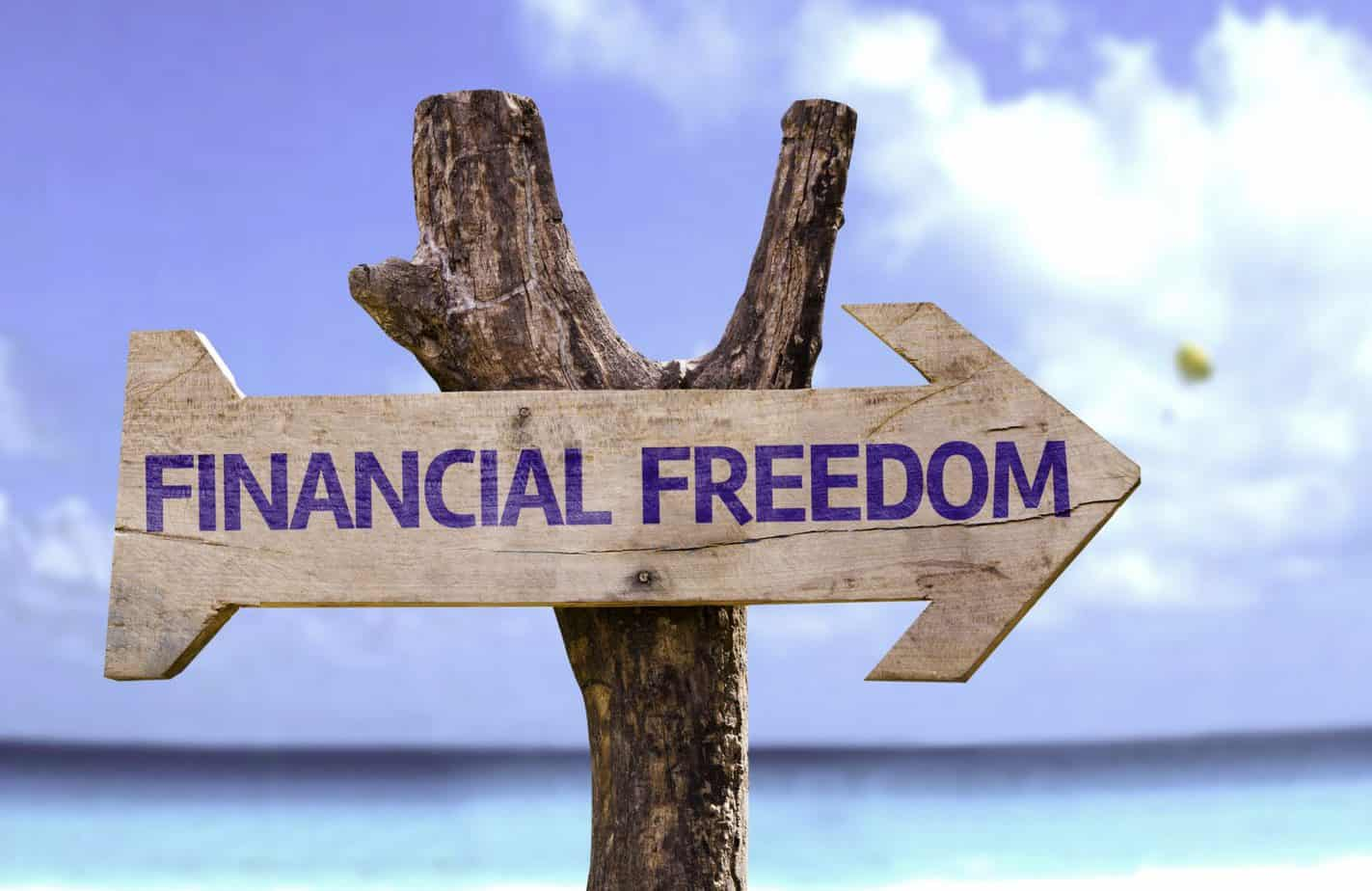 Create a sinking fund to find financial freedom