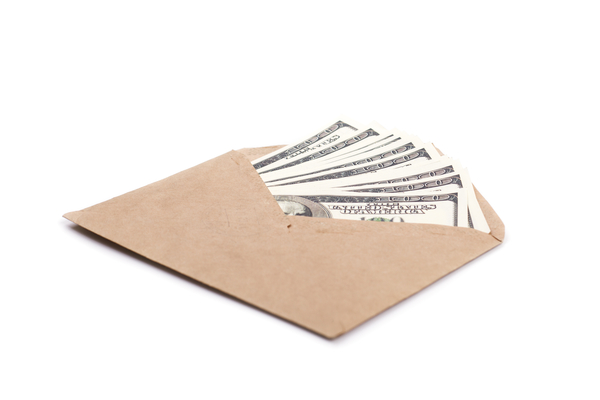 What is a sinking fund? Here is everything you need to know about sinking funds. Learn how sinking funds works, how many you need and when to start them. Pictured: envelope with cash